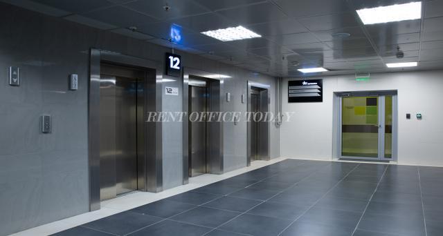Бизнес центр Варшавка скай-7