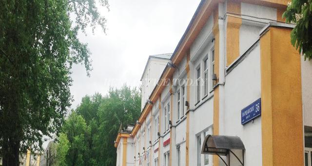 Бизнес центр Варшавкий 36-2