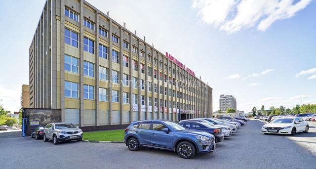 Бизнес центр Варшавский-1