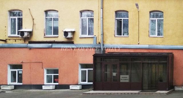 Бизнес центр Василия Петушкова 8с1-1