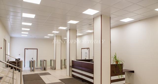 Бизнес центр Василия Петушкова 8с1-2