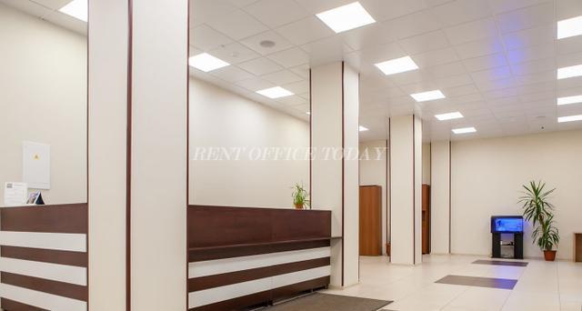 Бизнес центр Василия Петушкова 8с1-3