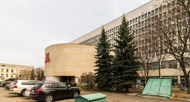 Бизнес центр Вернадского 41с1-1