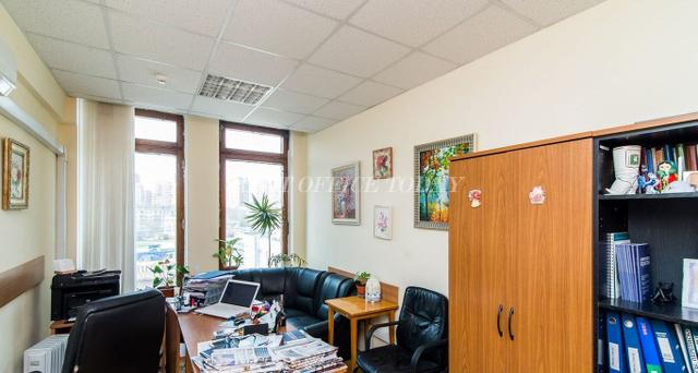 Бизнес центр Вернадского 41с1-8