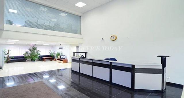 Бизнес центр Вешняки, Аренда офиса в БЦ Вешняки, 1-й Вешняковский пр-д, 1, стр. 6-12-2
