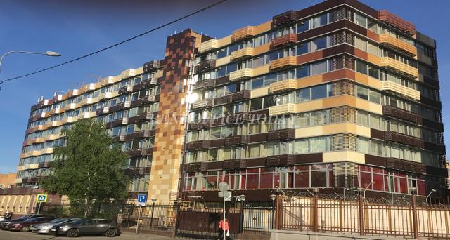 Бизнес центр Выборгский-1