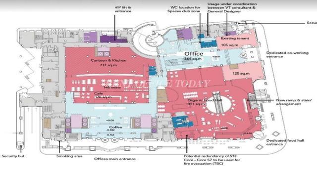 Бизнес центр Военторг, Аренда офиса в БЦ Военторг, Воздвиженка 10-6