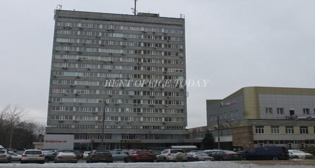 Бизнес центр Волгоградский 26c1, Аренда офиса в БЦ Волгоградский 26c1-2