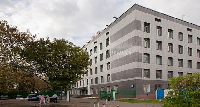 Бизнес центр Волгоградский проспект 35, Аренда офиса в БЦ Волгоградский проспект 35-1