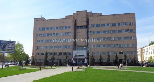 Бизнес центр Волгоградский проспект 46б, Аренда офиса в БЦ Волгоградский проспект 46б-1