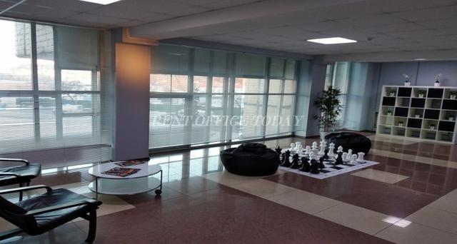 Бизнес центр Волгоградский проспект 46б, Аренда офиса в БЦ Волгоградский проспект 46б-4