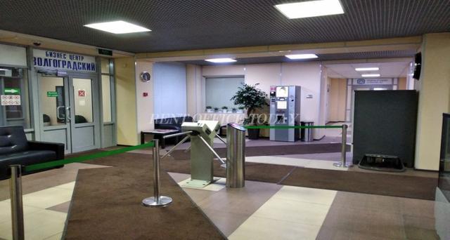 Бизнес центр Волгоградский проспект 46б, Аренда офиса в БЦ Волгоградский проспект 46б-8