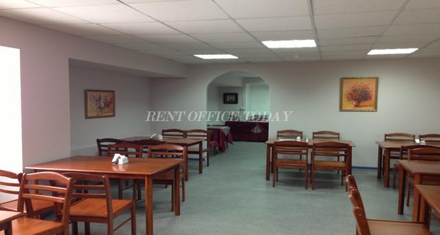 Бизнес центр Волжский, Аренда офиса в БЦ Волжский, Грайвороновская ул., 23-8