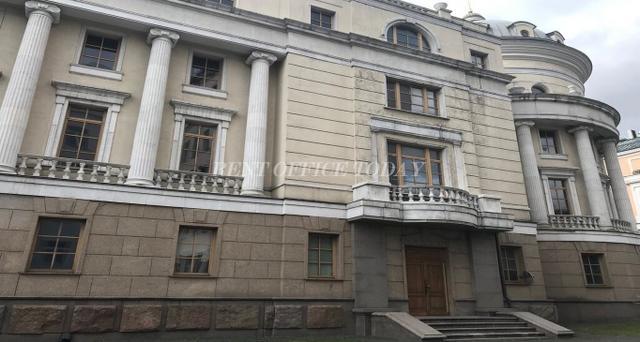Бизнес центр Волхонка 66 Аренда офиса в БЦ Волхонка 6-1