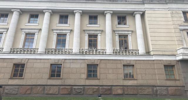 Бизнес центр Волхонка 66 Аренда офиса в БЦ Волхонка 6-2