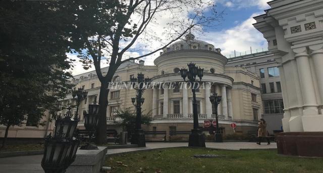 Бизнес центр Волхонка 66 Аренда офиса в БЦ Волхонка 6-4