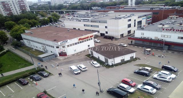Бизнес центр Я21, Аренда офиса в БЦ Я21-3