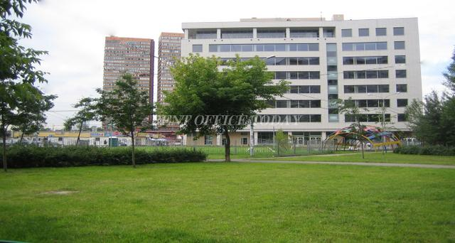 Бизнес центр Я21, Аренда офиса в БЦ Я21-4