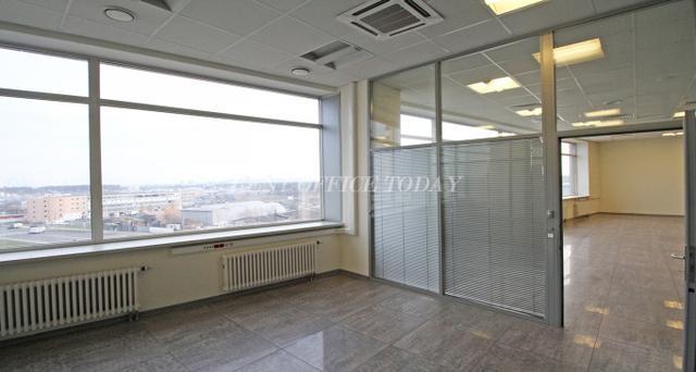 Бизнес центр Зенит плаза-9