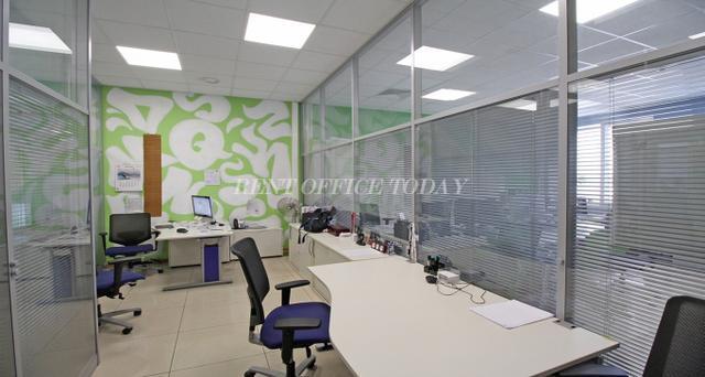 Бизнес центр Зенит плаза-12