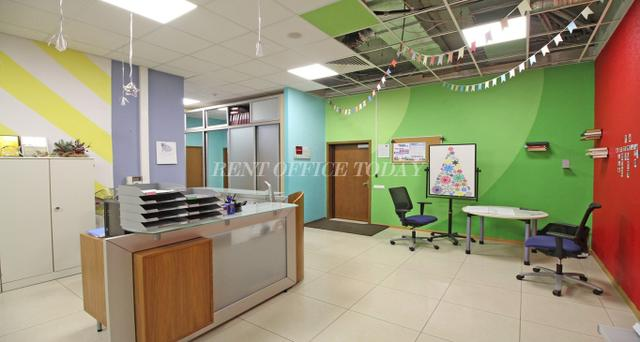 Бизнес центр Зенит плаза-14