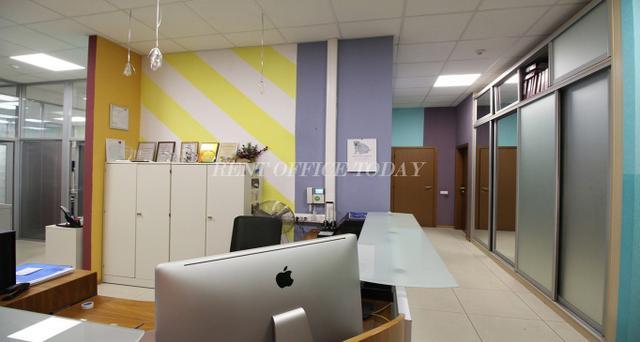 Бизнес центр Зенит плаза-15