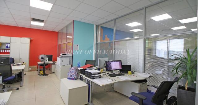 Бизнес центр Зенит плаза-4