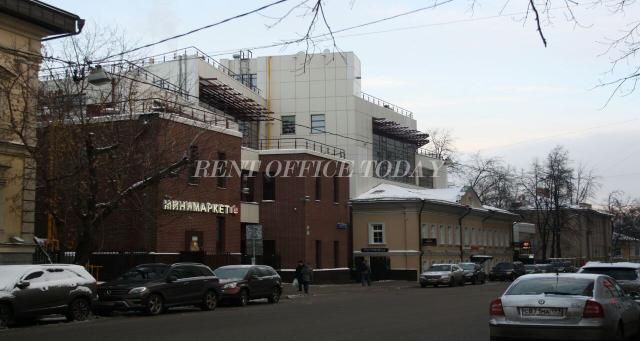 Бизнес центр Гончарная 21, Аренда офиса в БЦ Гончарная 21-1