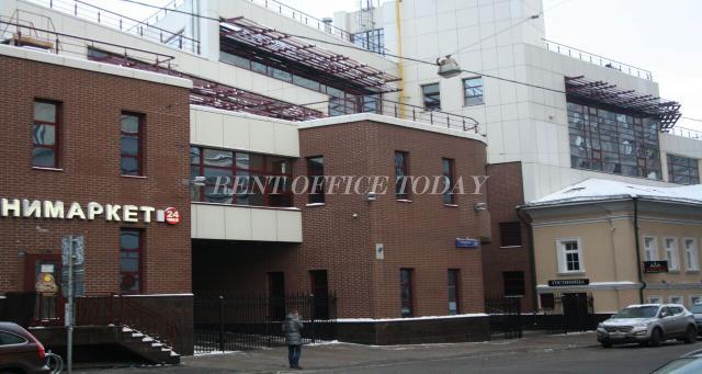 Бизнес центр Гончарная 21, Аренда офиса в БЦ Гончарная 21-3