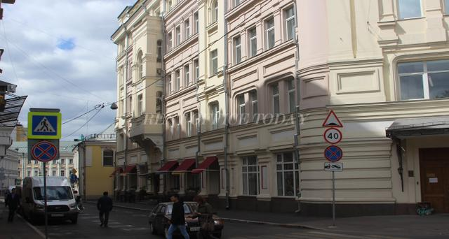 office rent милютинский 13с1-7