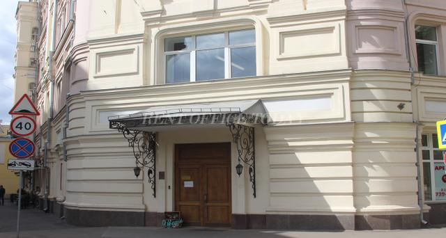 office rent милютинский 13с1-9