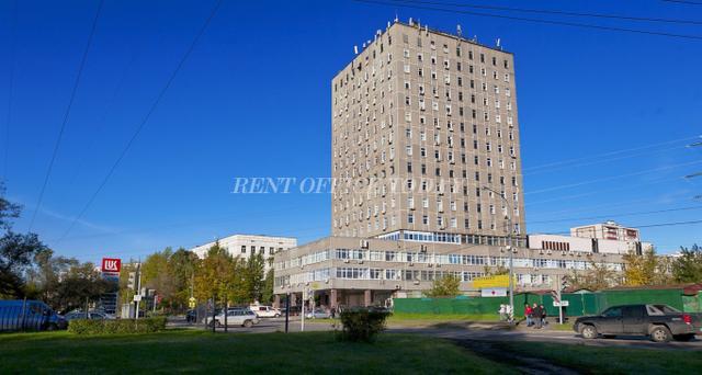 Бизнес центр Смольная 2-1