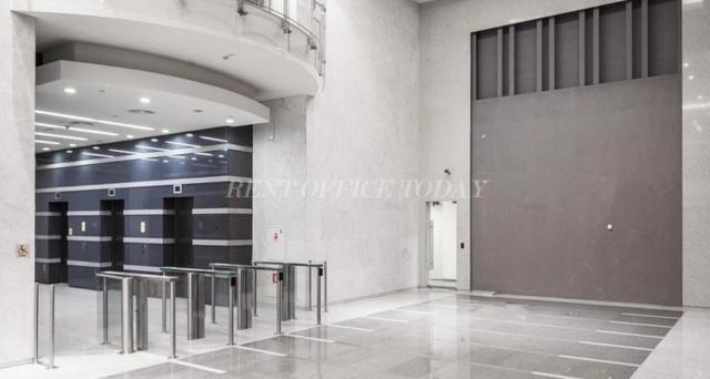 Бизнес центр Бережковская плаза-12