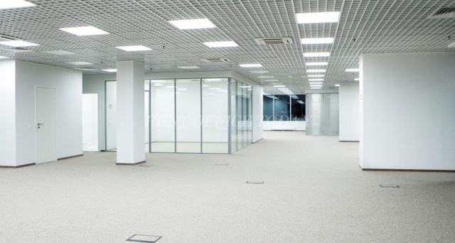 Бизнес центр Бережковская плаза-21
