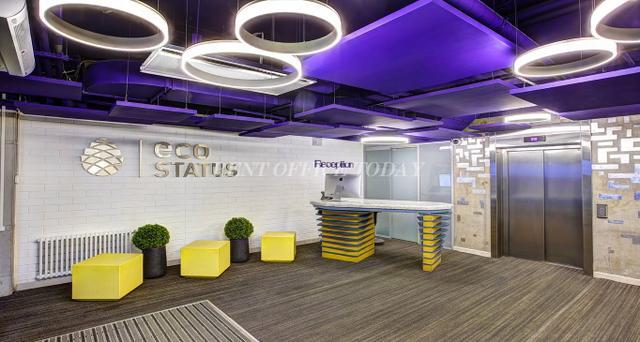 Бизнес центр Эко Статус, Снять офис на Лиговский  д. 140-6