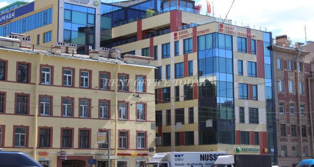Бизнес центр Эко Статус6 Снять офис в БЦ Эко Статус, Лиговский пр., д. 140-13