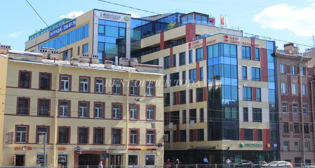 Бизнес центр Эко Статус6 Снять офис в БЦ Эко Статус, Лиговский пр., д. 140-16