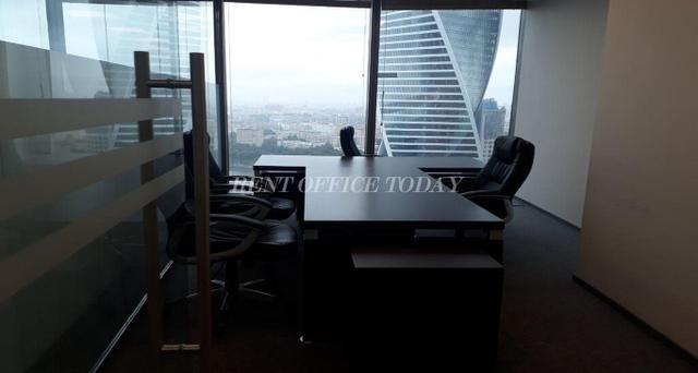 Федерация, 13 этаж, Аренда офисов, Снять офисное помещение-1