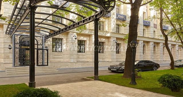 Бизнес центр большая грузинская  30, Снять офис в БЦ Грузинка 30-2