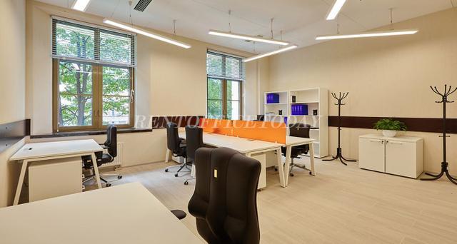 Бизнес центр большая грузинская  30, Снять офис в БЦ Грузинка 30-8