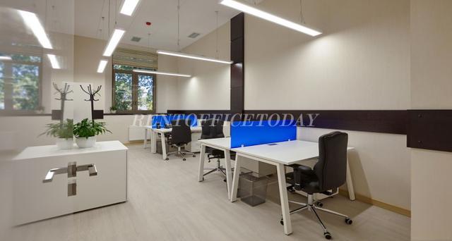 Бизнес центр большая грузинская  30, Снять офис в БЦ Грузинка 30-12