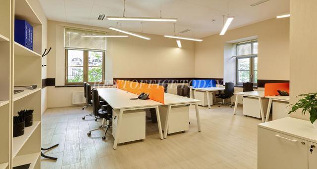 Бизнес центр большая грузинская  30, Снять офис в БЦ Грузинка 30-14