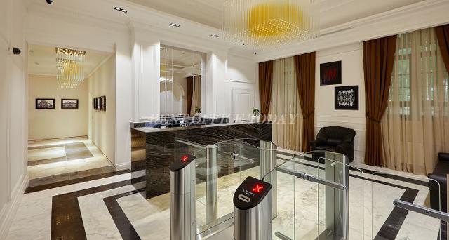 Бизнес центр большая грузинская  30, Снять офис в БЦ Грузинка 30-3