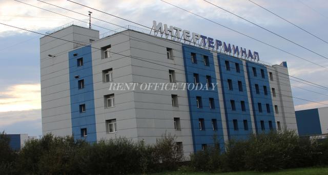 Бизнес центр Интертерминал, Снять офис в бц Интертерминал, ул. Кубинская, д. 75, корп. 1-4
