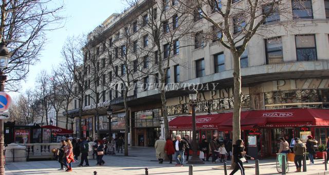 Bureaux à Louer 29-33 Av. des Champs-Élysées-4