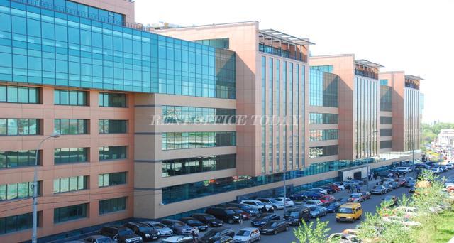 Бизнес центр Магистраль Плаза, Снять офис в БЦ Магистраль плаза, 1-й Магистральный туп., 5A-1