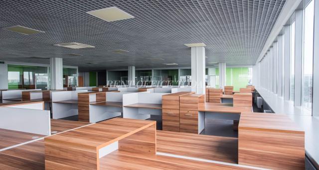 Бизнес центр Магистраль Плаза, Снять офис в БЦ Магистраль плаза, 1-й Магистральный туп., 5A-13