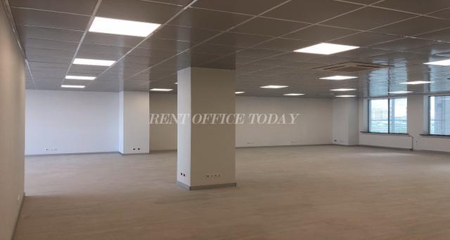 Бизнес центр Магистраль Плаза, Снять офис в БЦ Магистраль плаза, 1-й Магистральный туп., 5A-14