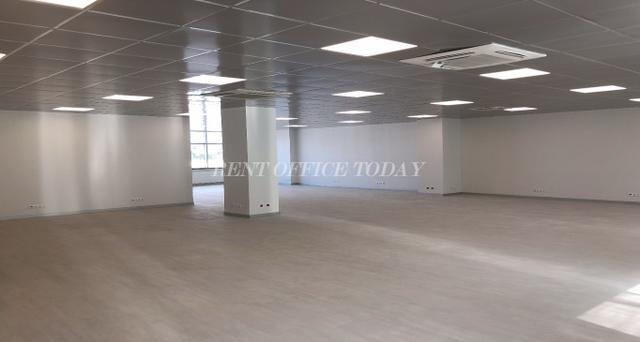 Бизнес центр Магистраль Плаза, Снять офис в БЦ Магистраль плаза, 1-й Магистральный туп., 5A-16