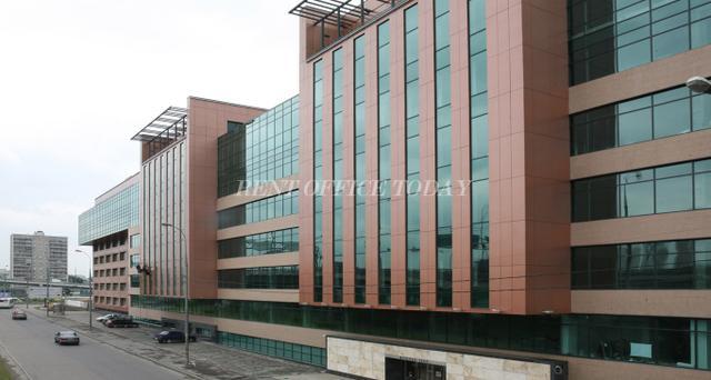 Бизнес центр Магистраль Плаза, Снять офис в БЦ Магистраль плаза, 1-й Магистральный туп., 5A-2